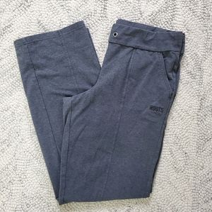 Roots Grey Jogging Pants Size Large
